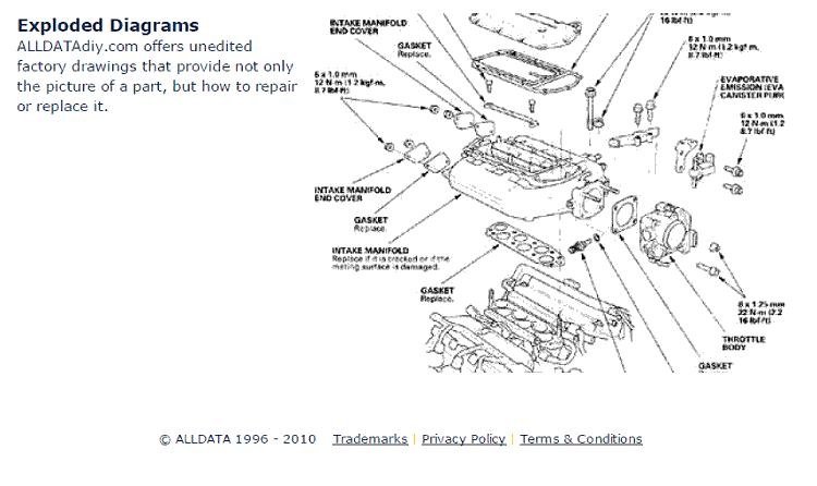 online chevy repair manual